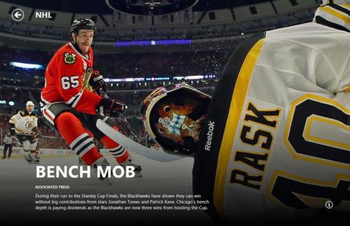 061413_NHL_BlackhawkBench
